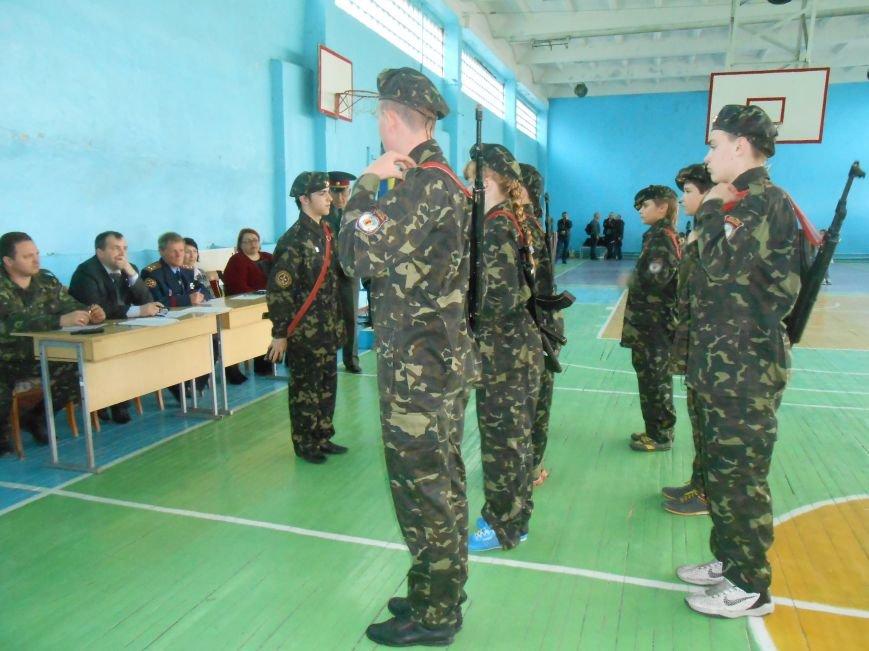 В Днепродзержинске состоялся второй этап военно-патриотической игры «Сокол» («Джура») (фото) - фото 11