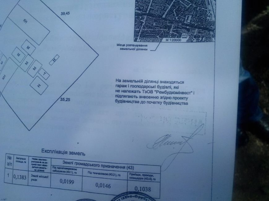 На жителів вулиці М.Підгірянки-Відкрита чиниться тиск з боку забудовника (ВІДЕО), фото-1