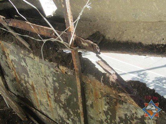 Фотофакт: в Гродно обрушилась часть балкона (фото) - фото 5