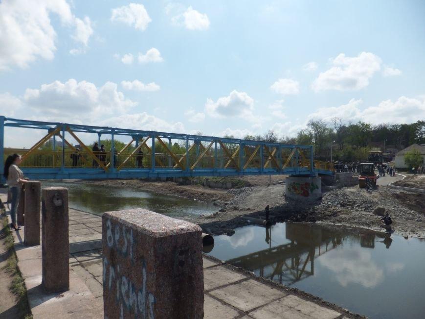В Кировограде открыли новый мост (фото) - фото 1