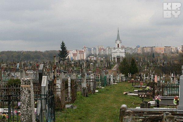 Город мертвых в Гродно: уникальные памятники и собственное приведение (фото) - фото 1