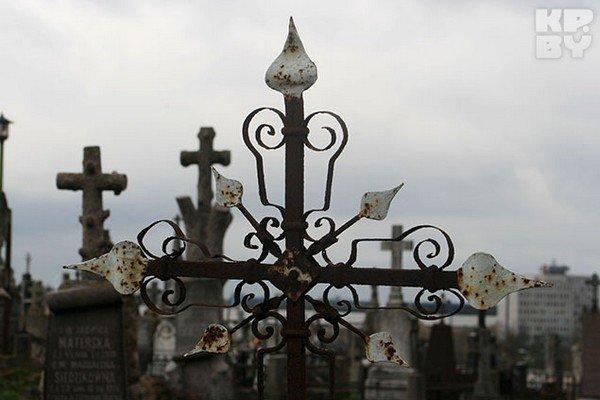 Город мертвых в Гродно: уникальные памятники и собственное приведение (фото) - фото 4