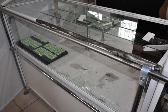 В Сумах ограбили ювелирный магазин (ФОТО) (фото) - фото 1