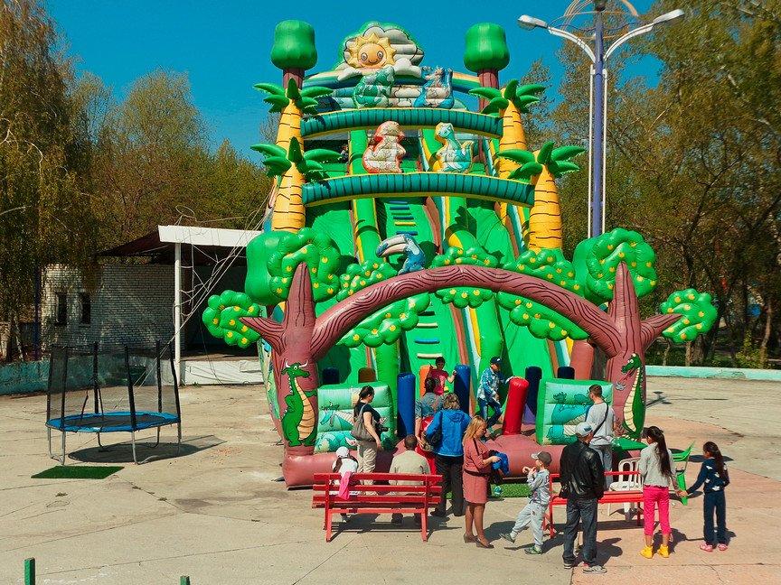 Парк «Металлург» открыл свои двери для горожан, фото-3