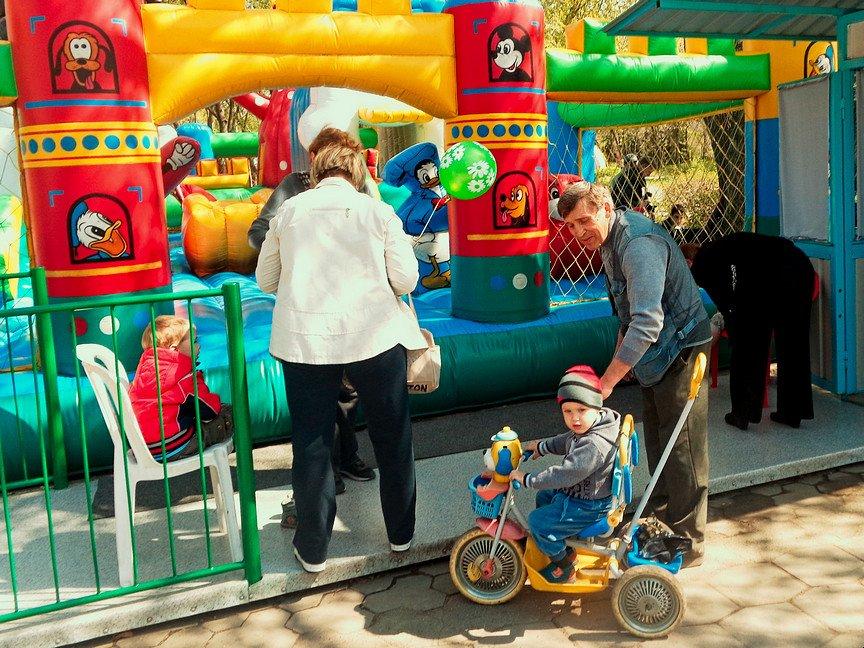 Парк «Металлург» открыл свои двери для горожан, фото-2