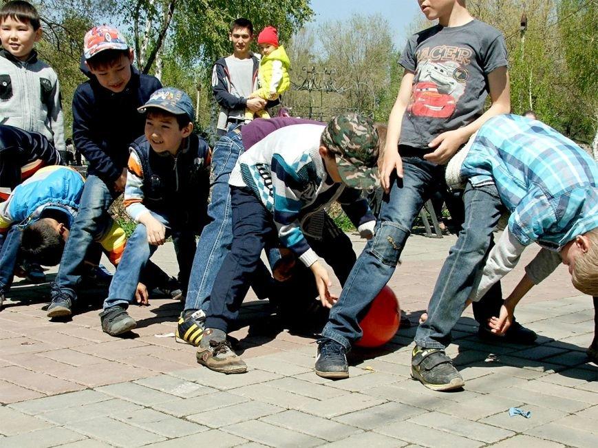 «Барханы дружбы»: состоялось открытие парка имени Жамбыла, фото-3
