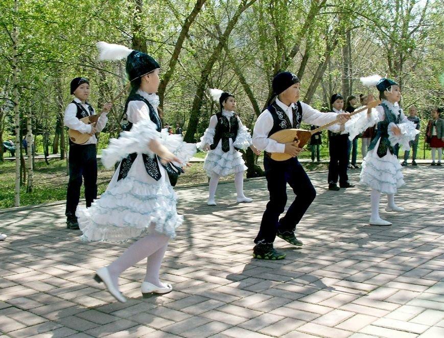 «Барханы дружбы»: состоялось открытие парка имени Жамбыла, фото-1