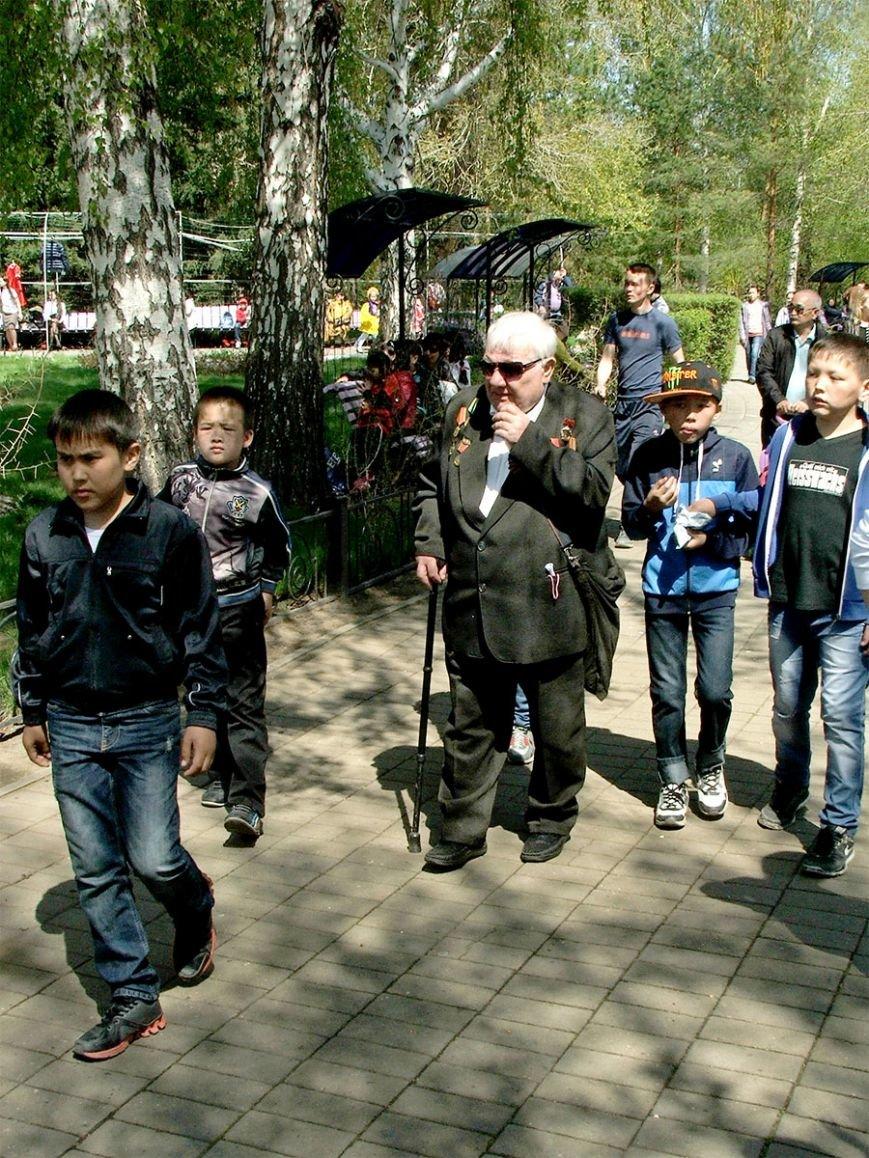 «Барханы дружбы»: состоялось открытие парка имени Жамбыла, фото-7