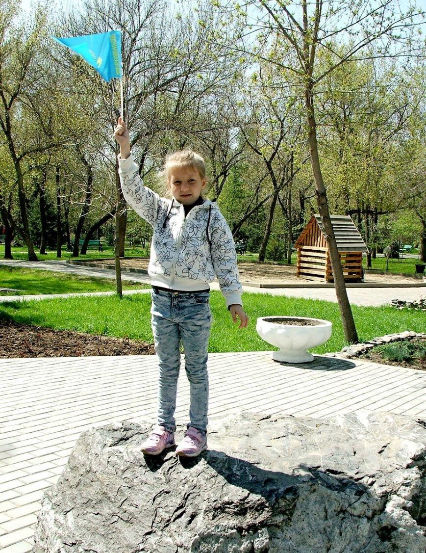 «Барханы дружбы»: состоялось открытие парка имени Жамбыла, фото-5