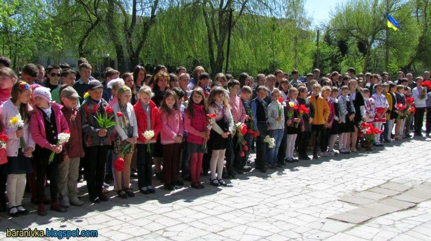 У Баранівському районі відкрили пам'ятну дошку загиблому бійцю 30-ї бригади (фото) - фото 1