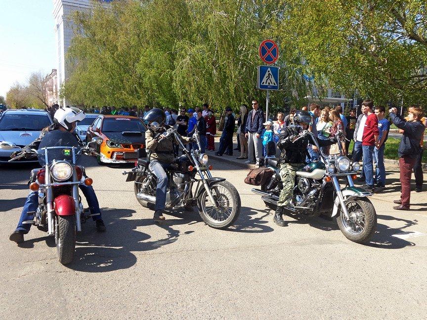 В Усть-Каменогорске состоялось автомобильное шоу, фото-3