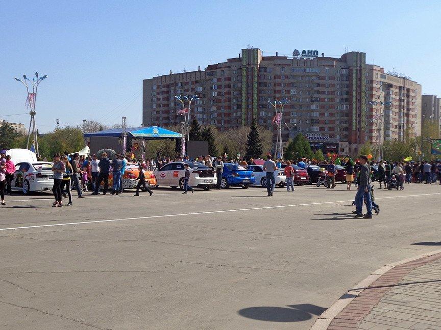 В Усть-Каменогорске состоялось автомобильное шоу, фото-1