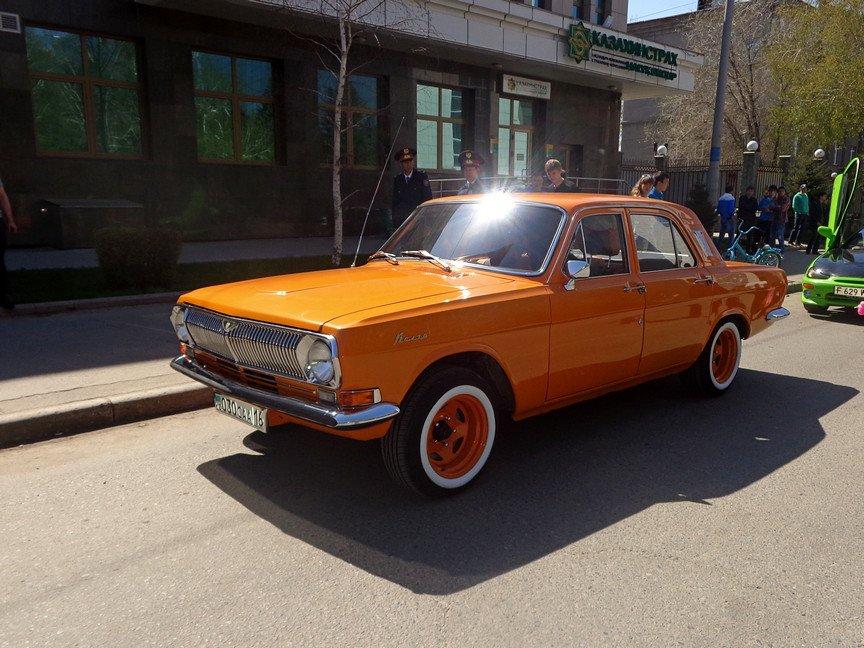 В Усть-Каменогорске состоялось автомобильное шоу, фото-2