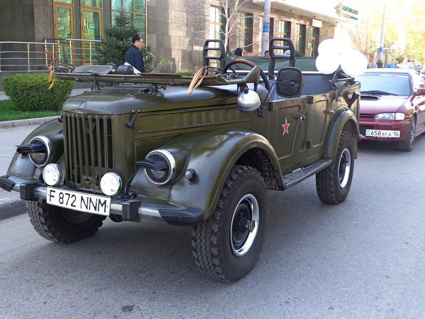 В Усть-Каменогорске состоялось автомобильное шоу, фото-6