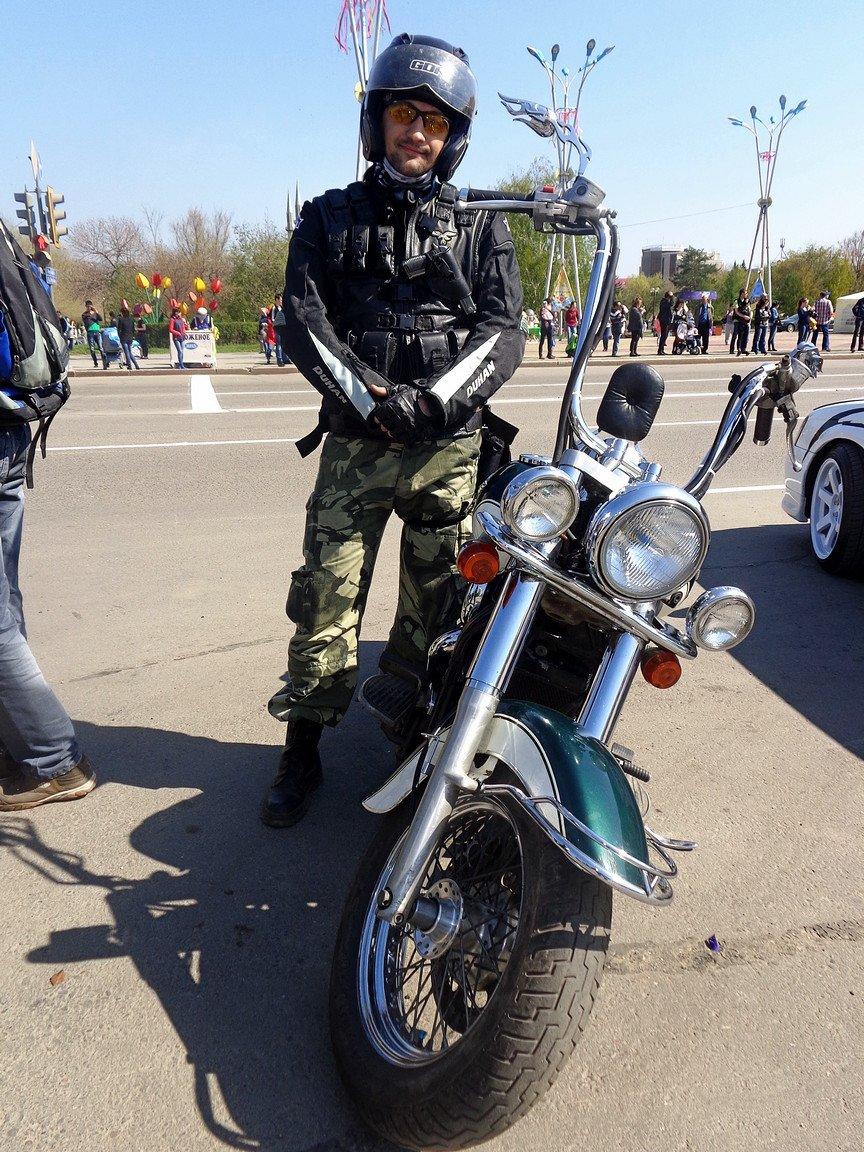 В Усть-Каменогорске состоялось автомобильное шоу, фото-9