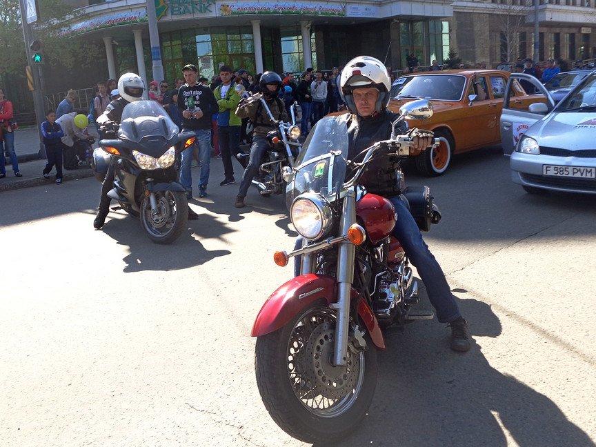 В Усть-Каменогорске состоялось автомобильное шоу, фото-5