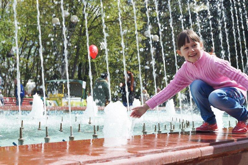 Праздник фонтанов в Белгороде (фото) - фото 5