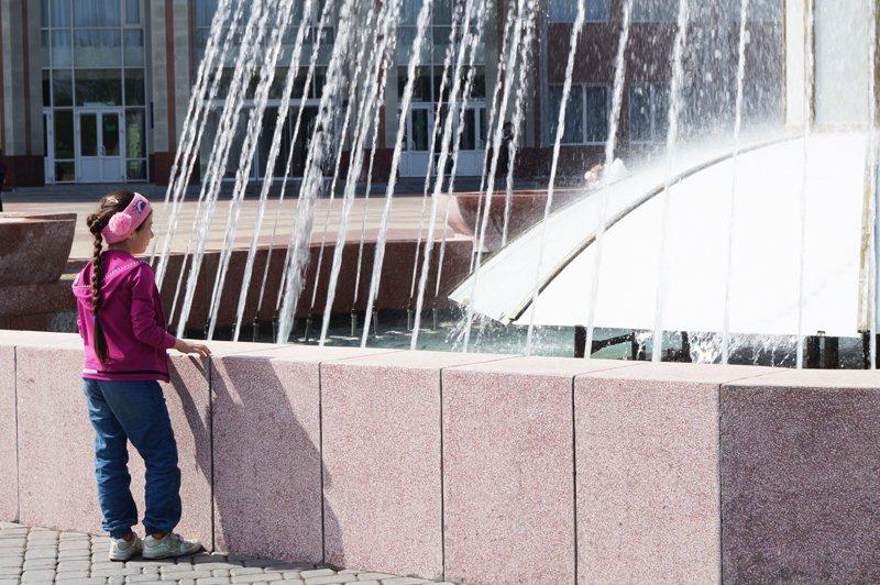 Праздник фонтанов в Белгороде (фото) - фото 3