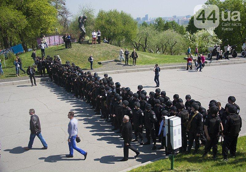 """Як комуністів по Києву """"ганяли"""", ФОТО, ВІДЕО (фото) - фото 11"""