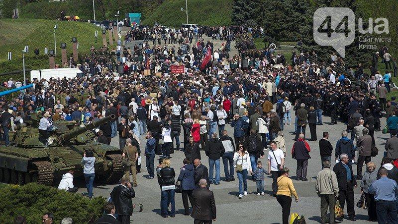 """Як комуністів по Києву """"ганяли"""", ФОТО, ВІДЕО (фото) - фото 7"""