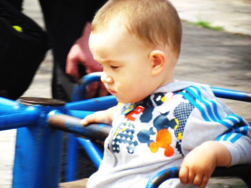 Фотопятница: «Дети прифронтового города. Время надежд», фото-35