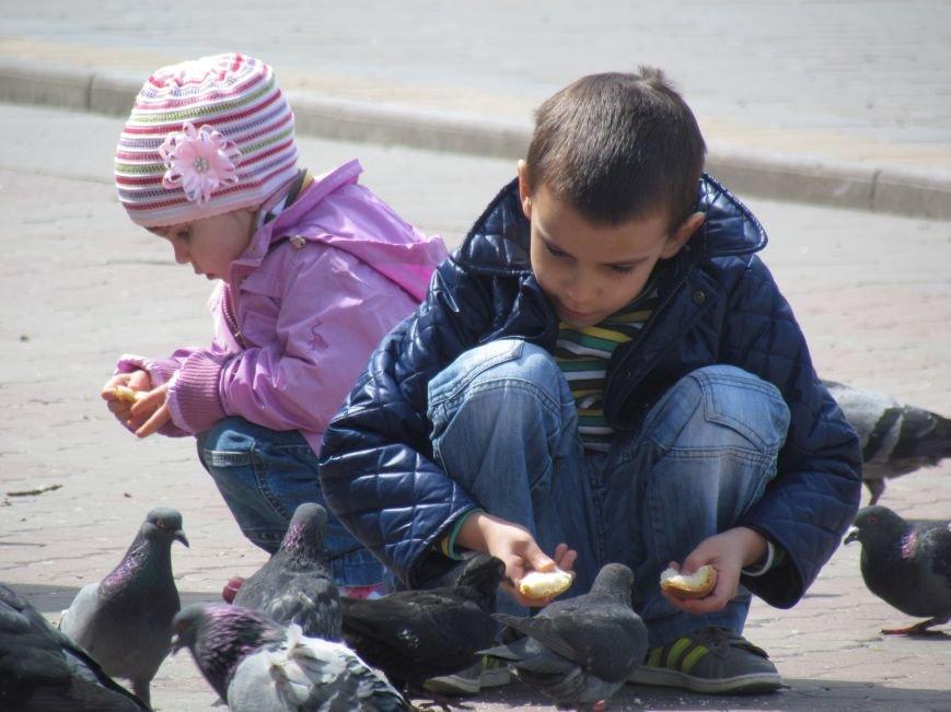 Фотопятница: «Дети прифронтового города. Время надежд», фото-36