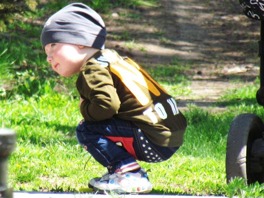 Фотопятница: «Дети прифронтового города. Время надежд», фото-27