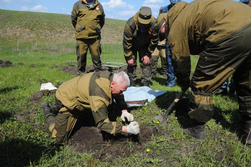Волгоградские полицейские провели урок истории воспитанникам «Истока», фото-1