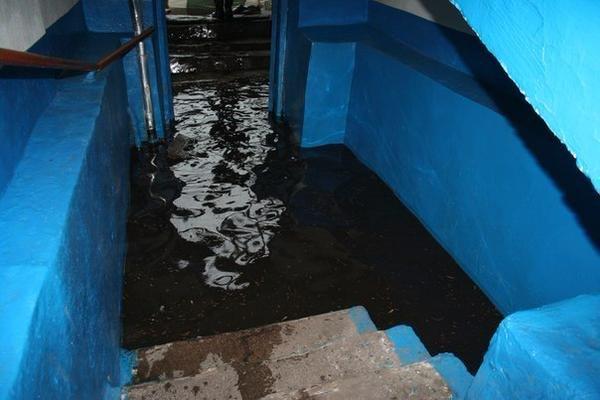 Потоп в Краматорске после ливня, фото-3