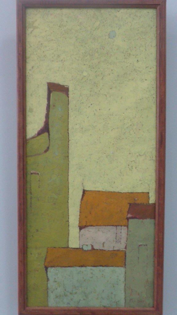 В Мариуполе открылась  выставка, посвященная памяти уникального художника (ФОТО) (фото) - фото 1
