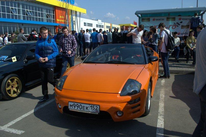 Драйвовый первомай в Ульяновске удался (фото) - фото 1