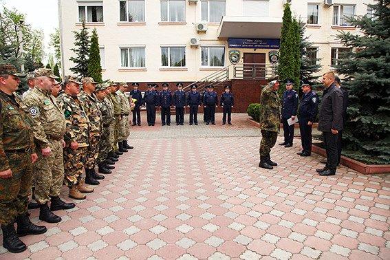 На Хмельниччину зі служби у зоні АТО повернулися 17 працівників ДАІ (ФОТО) (фото) - фото 6