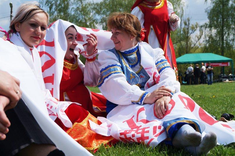 В Грайвороне поставили рекорд России и мира по хороводу (фото) - фото 5