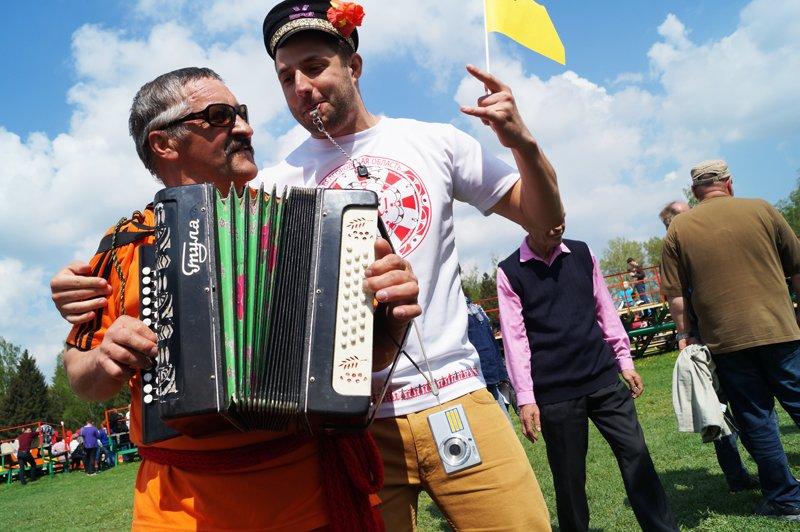 В Грайвороне поставили рекорд России и мира по хороводу (фото) - фото 2