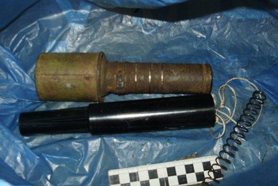 В Одессе пенсионерка принесла в райотдел пакет с боеприпасами (ФОТО) (фото) - фото 1