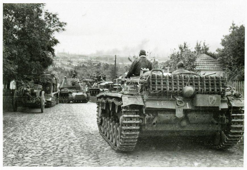 немцы в Портовском районе