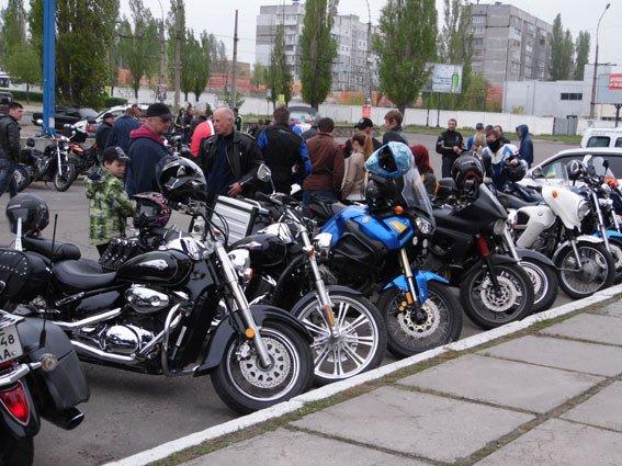 В Николаеве стартовал Мотосезон-2015 (ФОТОРЕПОРТАЖ) (фото) - фото 1