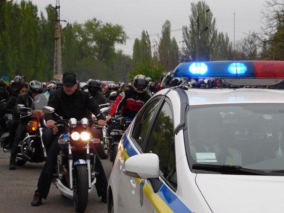 В Николаеве стартовал Мотосезон-2015 (ФОТОРЕПОРТАЖ) (фото) - фото 3