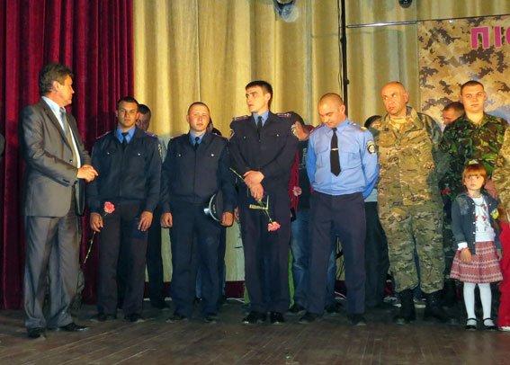 У Лубнах нагородили правоохоронців, які (фото) - фото 1