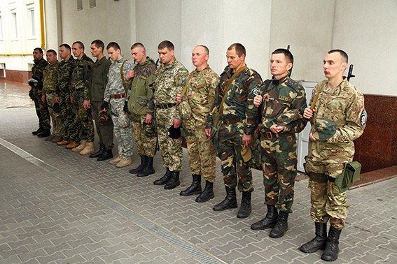 У зону АТО вирушив черговий десант хмельницьких правоохоронців (ФОТО) (фото) - фото 4