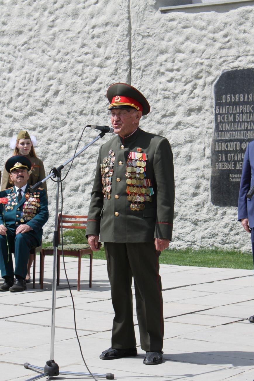 В Волгограде вновь зажжен Вечный огонь, фото-7