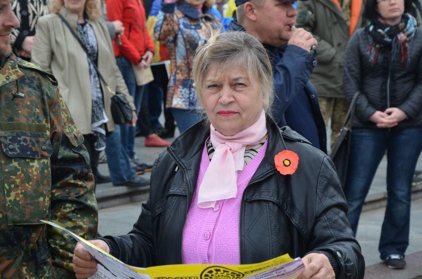 Мариупольцы вышли на митинг против демилитаризации Широкино (ДОПОЛНЕНО+ФОТО), фото-4