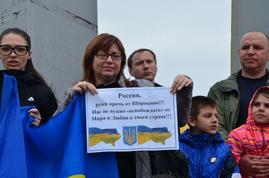 Мариупольцы вышли на митинг против демилитаризации Широкино (ДОПОЛНЕНО+ФОТО), фото-37