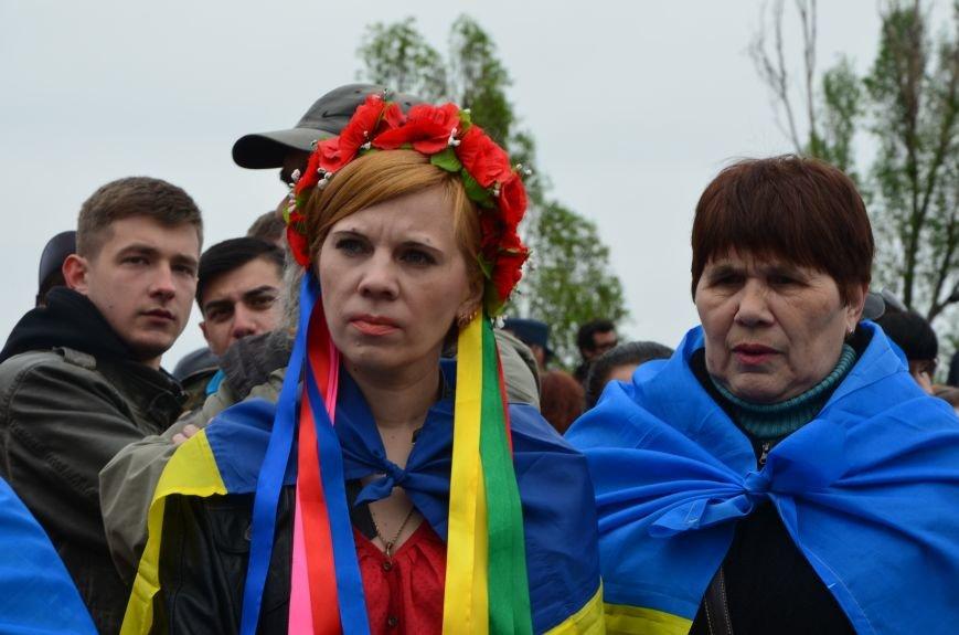 Мариупольцы вышли на митинг против демилитаризации Широкино (ДОПОЛНЕНО+ФОТО), фото-39