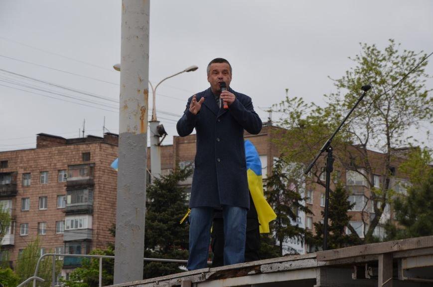 Мариупольцы вышли на митинг против демилитаризации Широкино (ДОПОЛНЕНО+ФОТО), фото-75