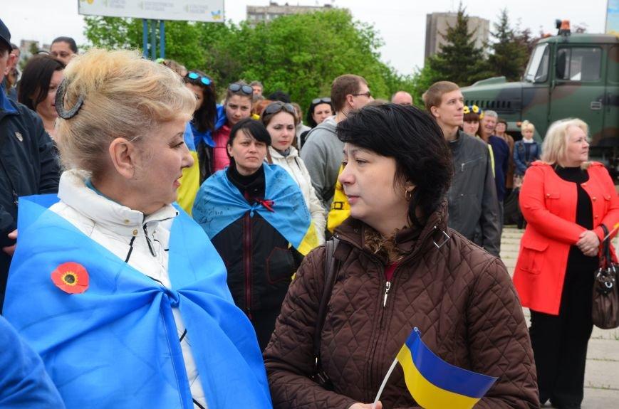 Мариупольцы вышли на митинг против демилитаризации Широкино (ДОПОЛНЕНО+ФОТО), фото-40