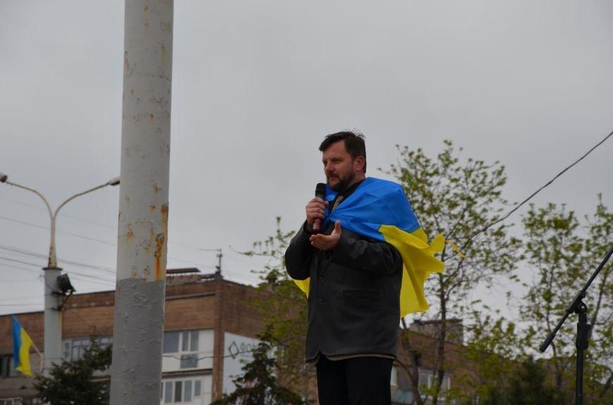 Мариупольцы вышли на митинг против демилитаризации Широкино (ДОПОЛНЕНО+ФОТО), фото-77