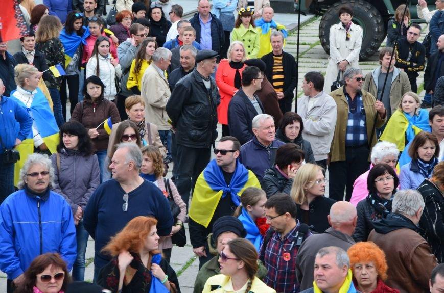Мариупольцы вышли на митинг против демилитаризации Широкино (ДОПОЛНЕНО+ФОТО), фото-30