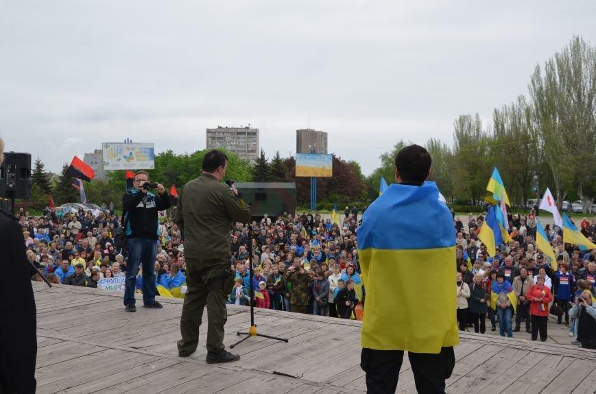 Мариупольцы вышли на митинг против демилитаризации Широкино (ДОПОЛНЕНО+ФОТО), фото-65