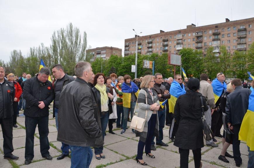 Мариупольцы вышли на митинг против демилитаризации Широкино (ДОПОЛНЕНО+ФОТО), фото-8
